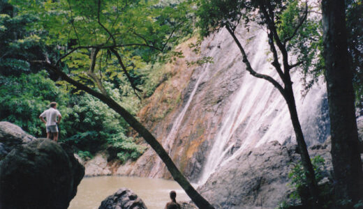 ナン・ムアンの滝