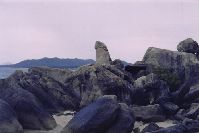 ヒンタ・ヒンヤイ(おじいさん岩)
