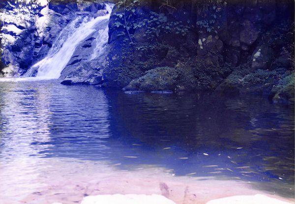赤目四十八滝の最初の滝