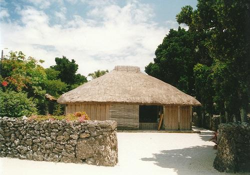竹富島の民家