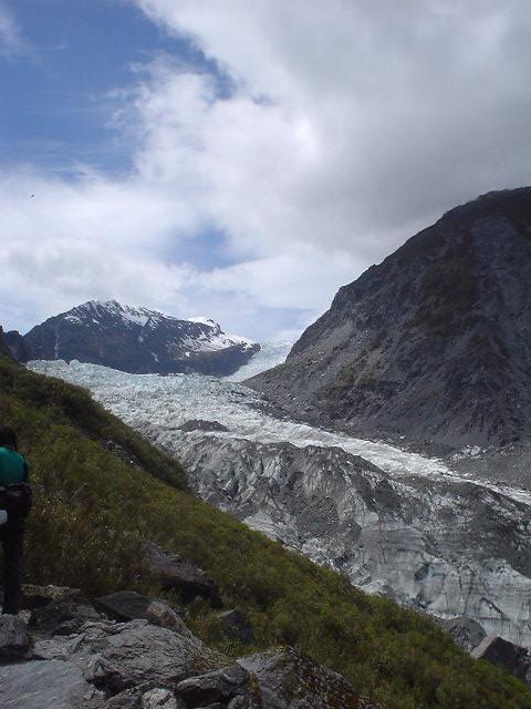 フォックス氷河 - ニュージーランド