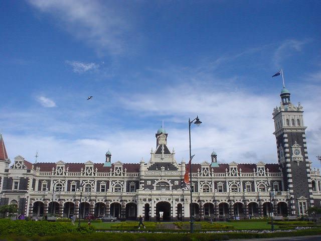ダニーデン鉄道駅 - ニュージーランド