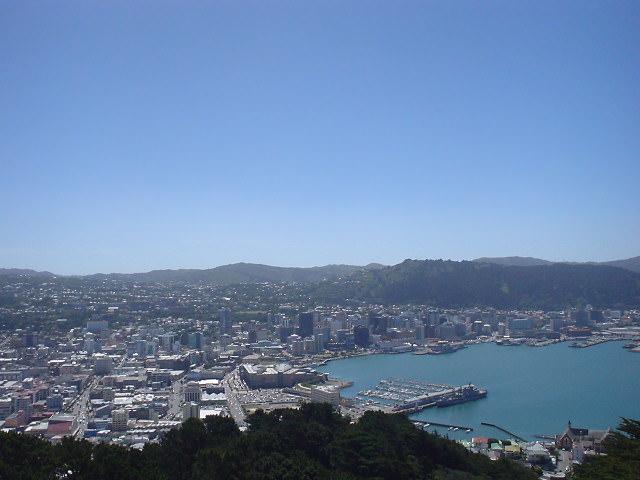 ウェリントン - ニュージーランド