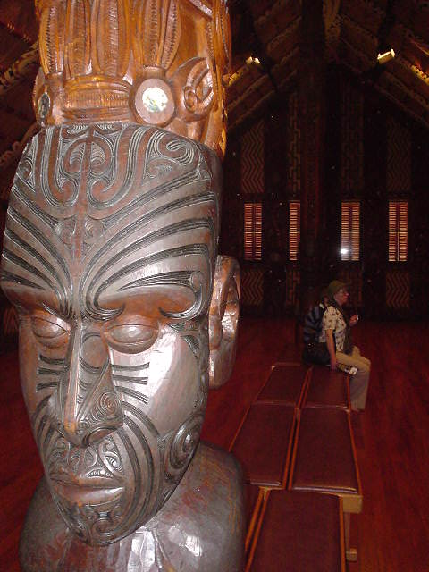 ワイタンギ条約記念館