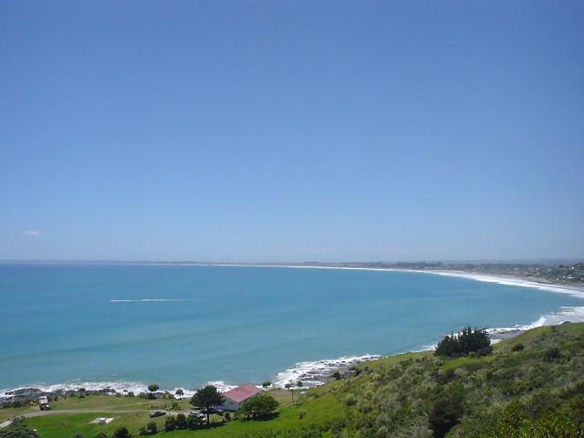 ファーノースの海岸線 - ニュージーランド