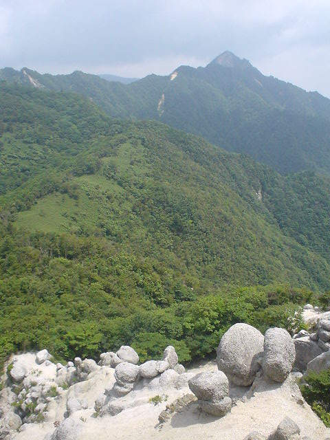 鎌ヶ岳登山