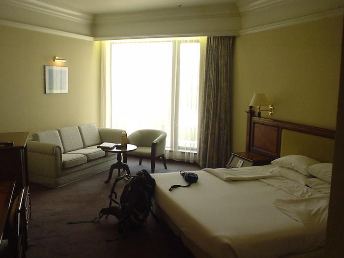 カジノ併設の豪華ホテル