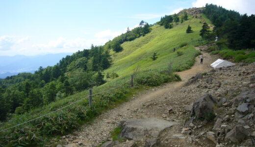 ゆるやかな尾根と富士山展望を楽しみに「大菩薩嶺」登山行