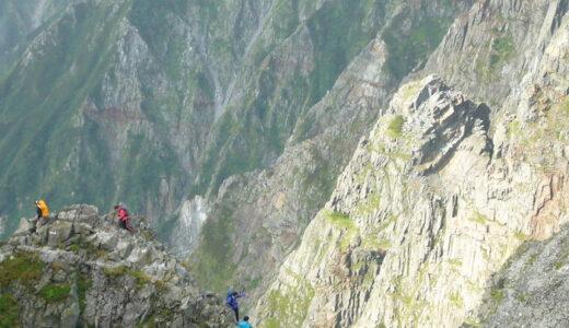 はじめての単独テント泊登山行「穂高連峰」