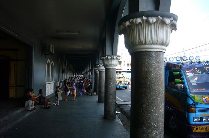 セブ島の街