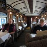クスコからプーノへの豪華列車
