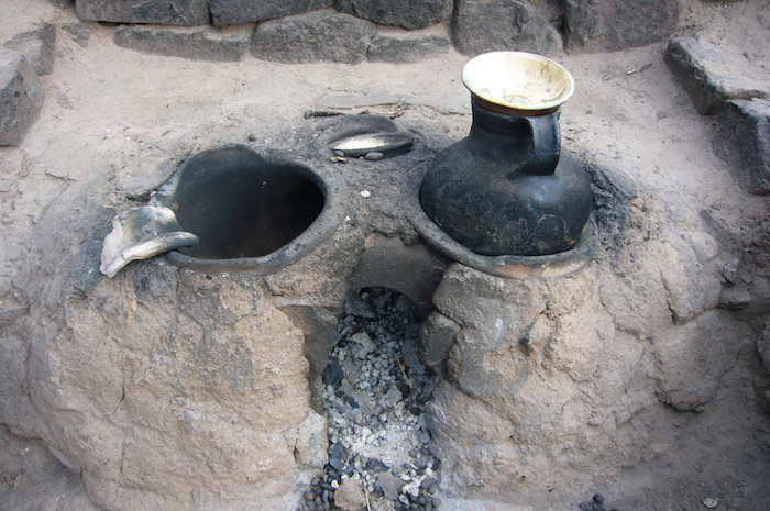 アイマラ族の台所