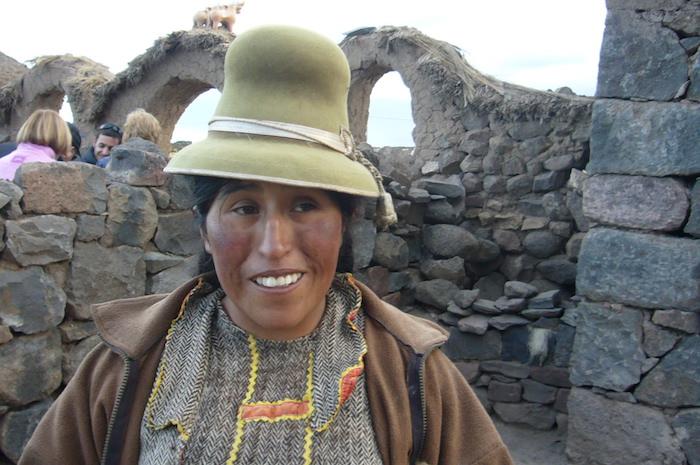 アイマラ族
