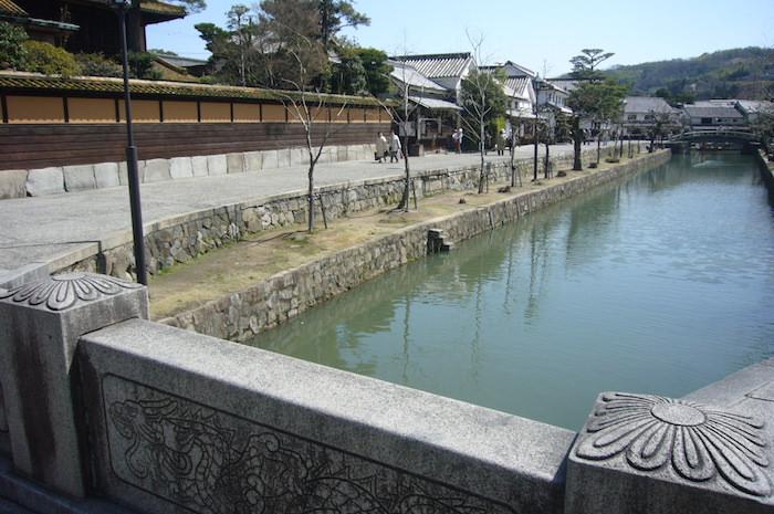 岡山県 倉敷 美観地区