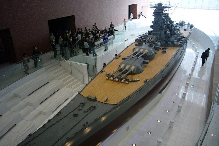 大和ミュージアム 1/10サイズの戦艦大和