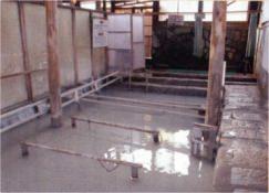 別府温泉保養ランドの泥湯