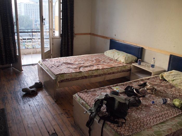 カイロのホテル「Ismailia House Hotel」の部屋