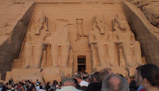 地球の歩き方1冊持ってエジプト旅行に行ってきた
