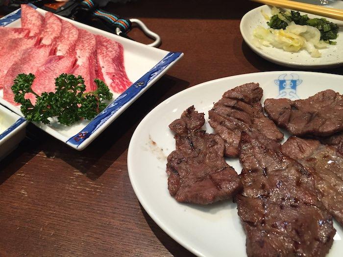 仙台 牛タン定食