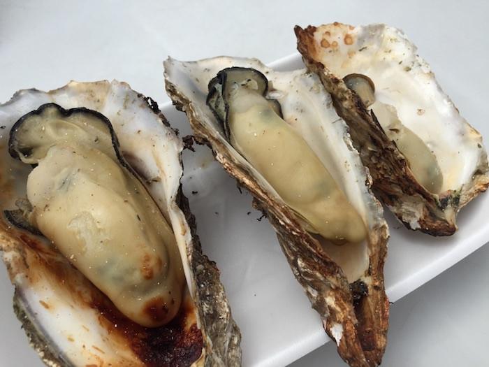 松島 焼き牡蠣