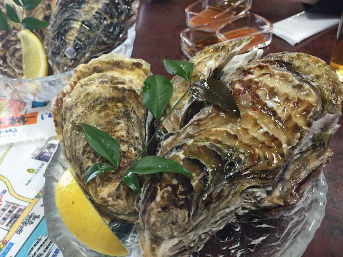 松島 生牡蠣