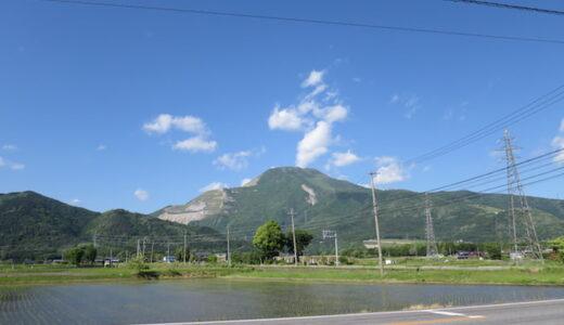 伊吹山トレッキング。琵琶湖を眺望できる絶景パノラマ。