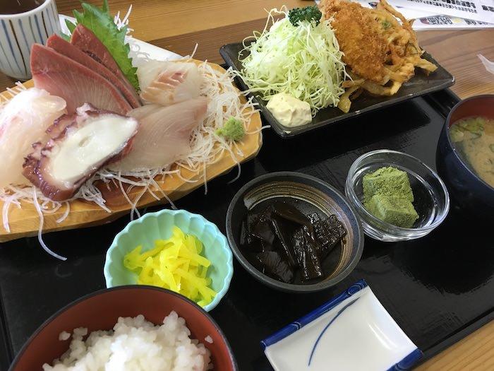 魚々味定食