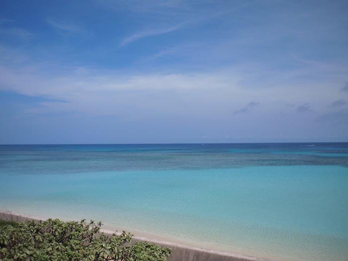 波照間島の海