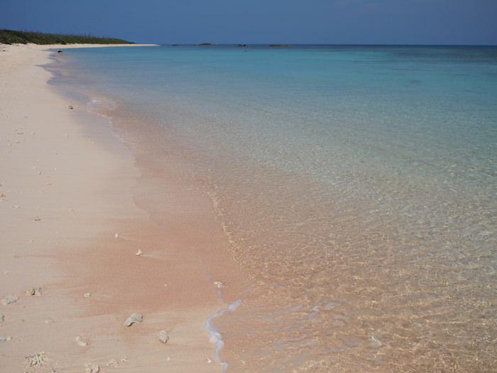波照間島ビーチ ニシ浜