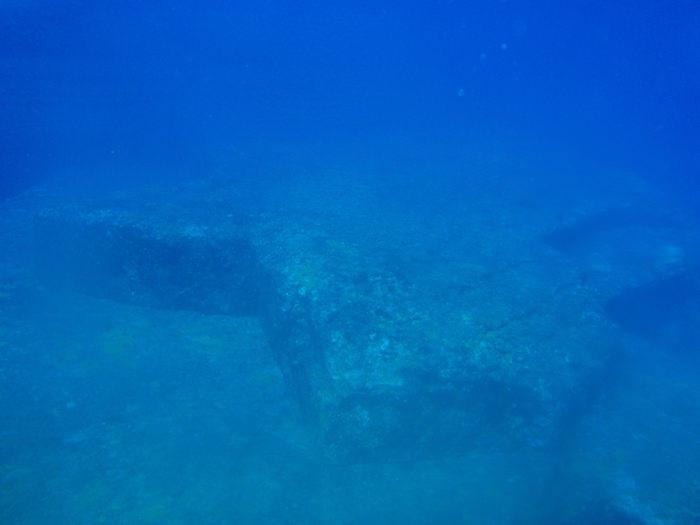 与那国島ダイビング 海底遺跡