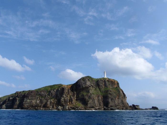 与那国島の灯台