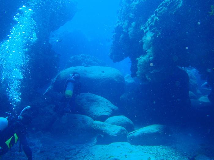 与那国島ダイビング ダンノ浜