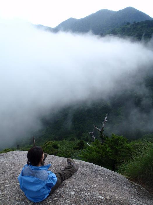 太鼓岩 - 白谷雲水峡トレッキング