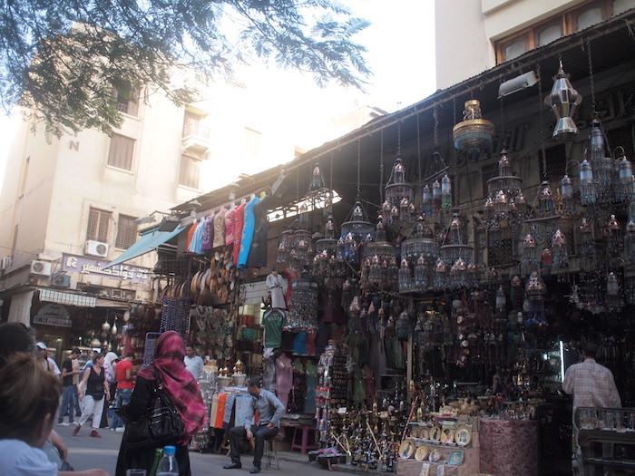 ハーン・ハリーリの市場