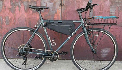 サーリーの自転車