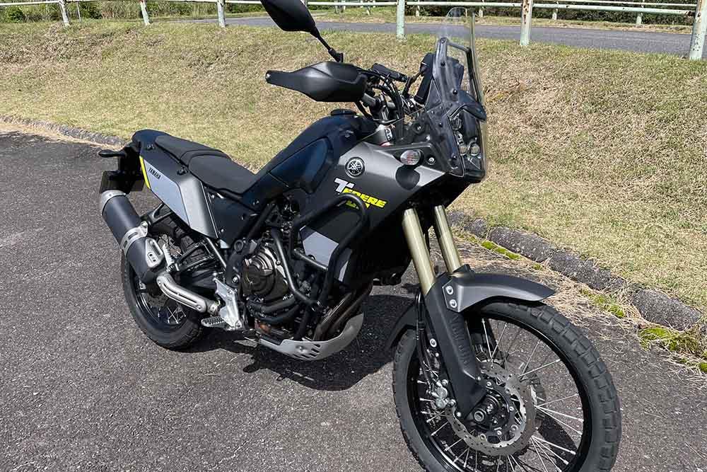 ヤマハ テネレ700 Low 2020(マットブラック)